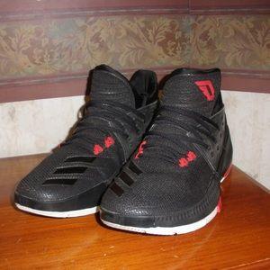 huge selection of ecefd 75731 adidas Shoes - Adidas Dame 3 Shoes CG4186 Utility Black Core